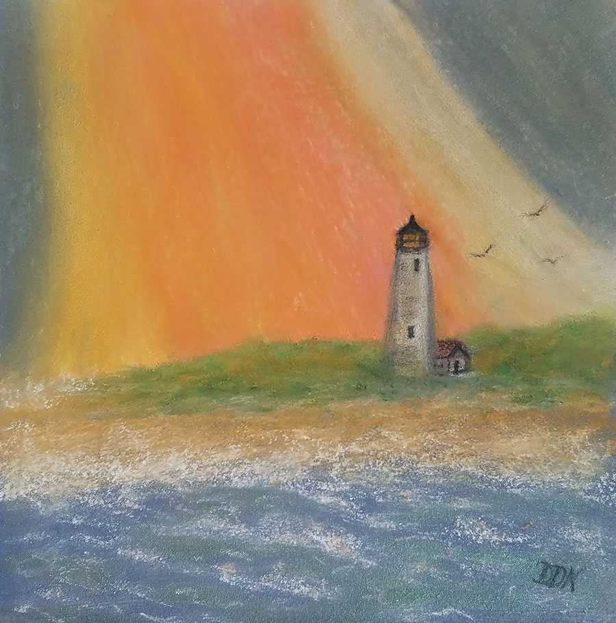 The Light at the End   Diana Northrop